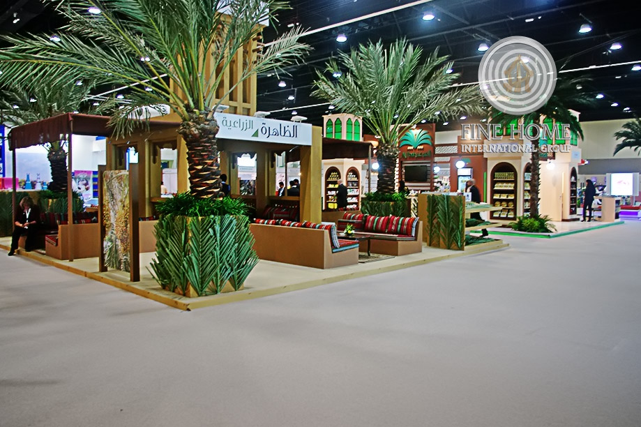 festival of dates & palms in Abu Dhabi
