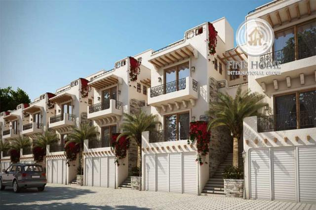 Compound 5 Villas in Khalifa City, Abu Dhabi (CO_5...