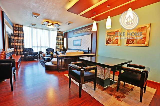 Furnished apartment in Sky Tower (AP_259)
