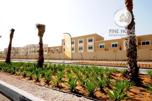 Villa in Desert Village in Al Reef _ Abu Dhabi (AR...
