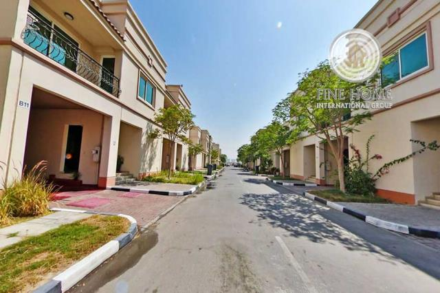 Luxurious 3BRVilla in Seashore Abu Dhabi