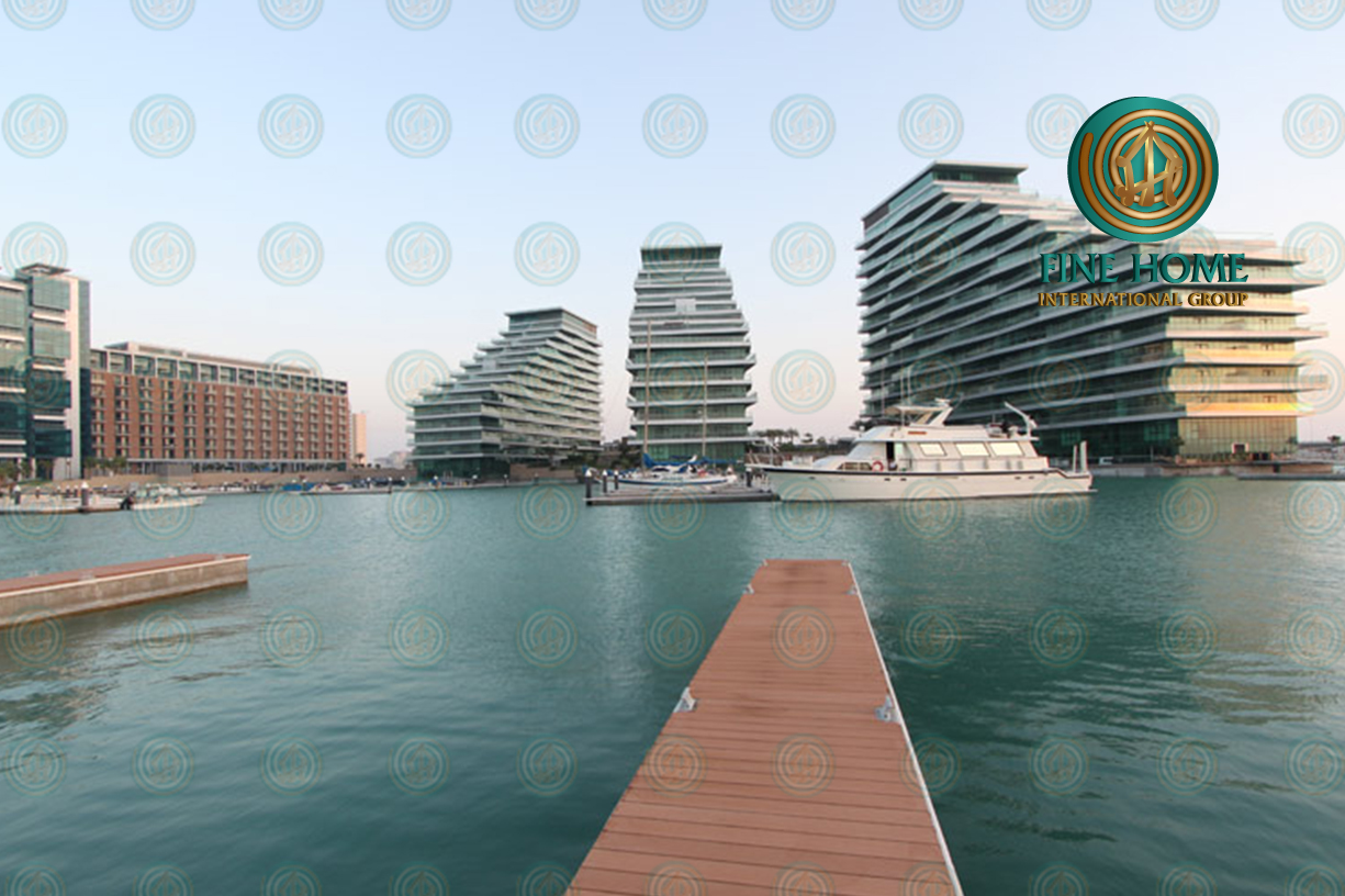 Wonderful Apartment in Al Raha Beach _ Abu Dhabi (APL_414)