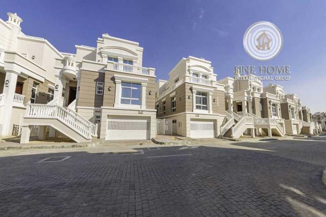 Amazing Villa in Khalifa City,(CO_397_1)