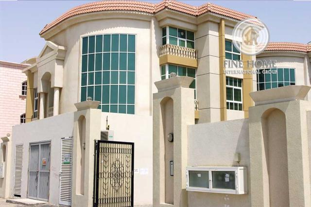 6 Villas Compound Khalifa City (CO_1)