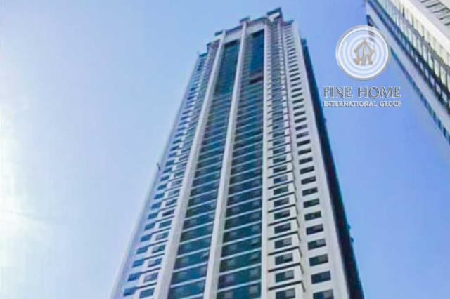 Apartment in Marina Blue Tower, Al Reem Island