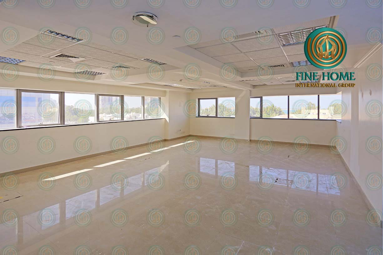 Amazing Office In Al Mina Street _ Abu Dhabi (OFFL...
