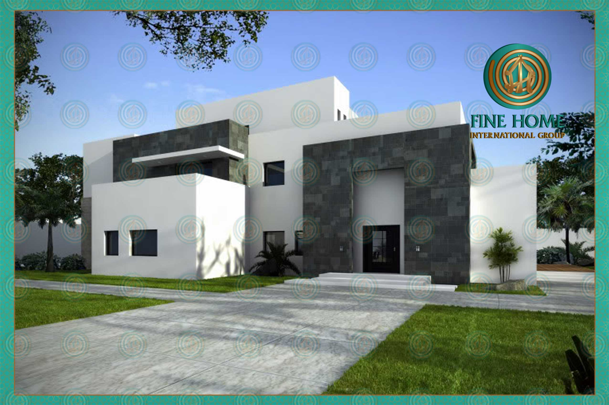 Amazing Villa in Old Airport Rd_Abu Dhabi (VL_231)