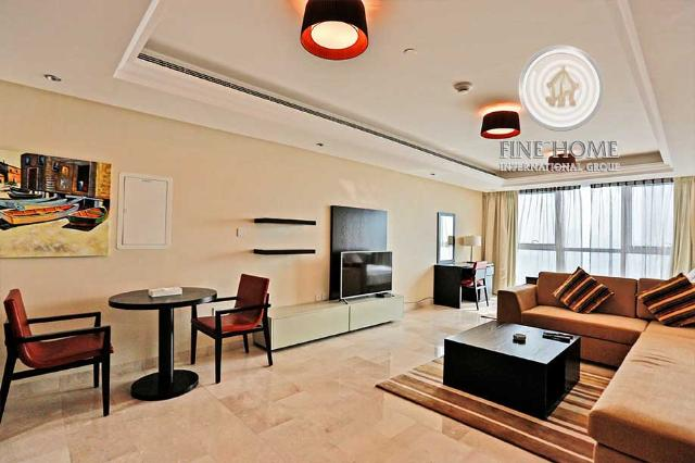 Fully Furnished Studio in Corniche Road(STL_62)