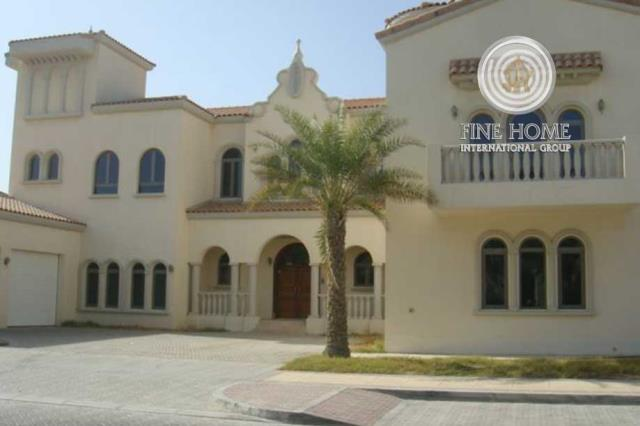 Villa Mediterranean District,Al Reef, Abu Dhabi(V_598)