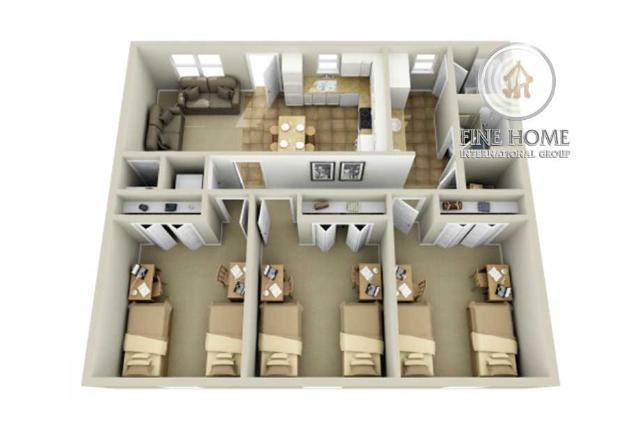 Selected 2BR.Apartment in Al Mina Street