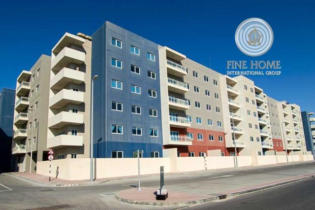 Apartment in Al Reef Downtown _ Abu Dhabi (AR_339)