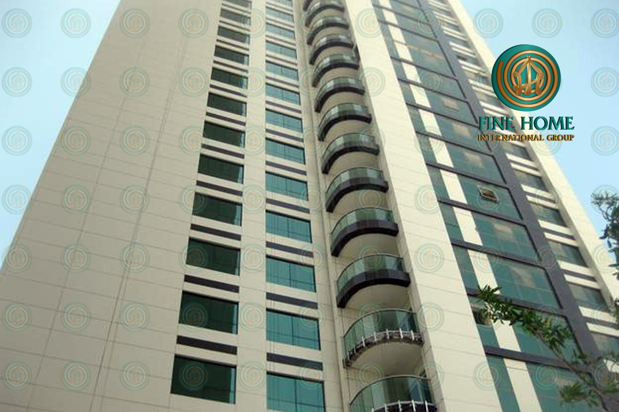 Spacious Apartment in Marina Heights 1 in (Al Reem...
