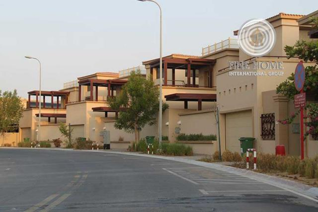 Townhouse in Al Ghadeer Village (VL_368_12)