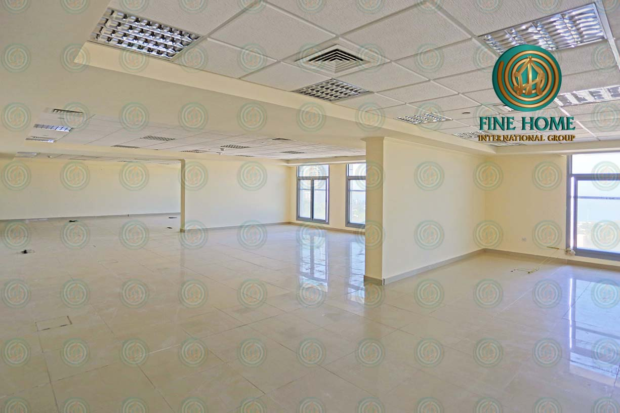 Wonderful Office in Al Mina Street _ Abu Dhabi (OFFL_82_1)