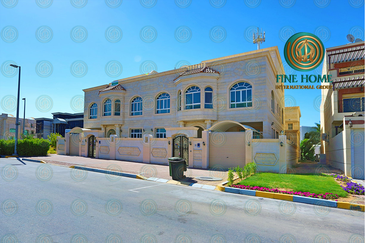 Wonderful Villa in ?Al Mushrif _ Abu Dhabi (VL_320...