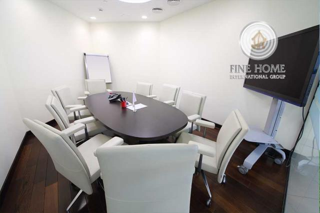 Office in Al Moroor,Abu Dhabi (OFFL_95)
