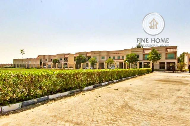 Great 3 BR Villa in Abu Dhabi Gate City.