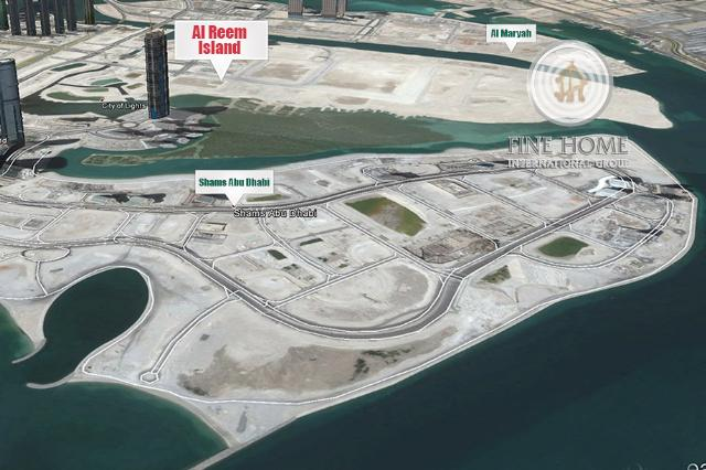 Mixed Used Land in Al Reem Island (L_1334)