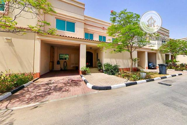 Great 4BR Villa in Abu Dhabi Gate City.