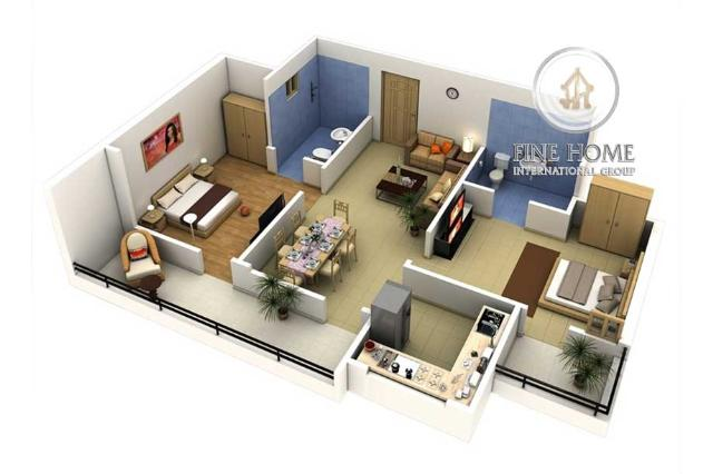 Apartment in Defence Road, Abu Dhabi