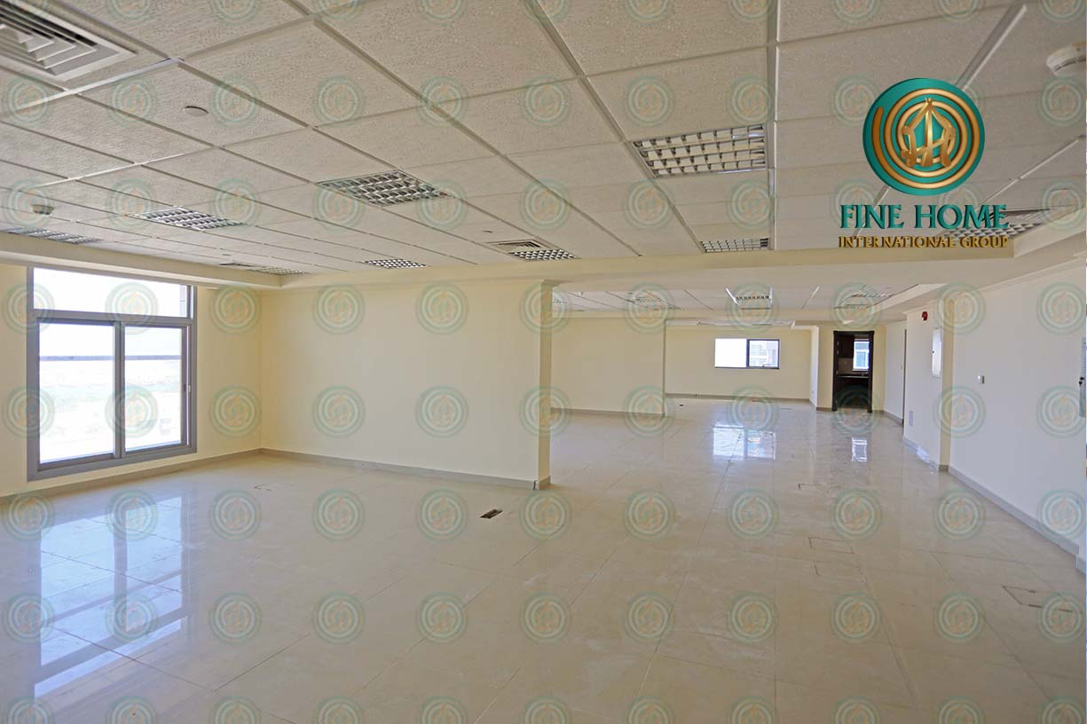 Wonderful Office in Al Mina street _ Abu Dhabi (OF...