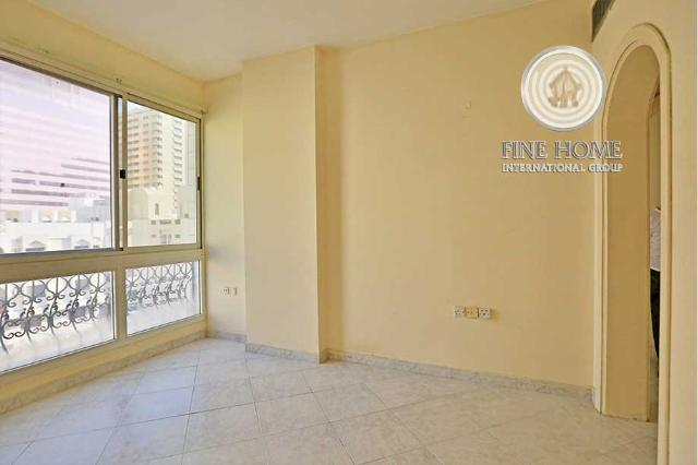 Amazing 1BR ,Apartment in Hamdan Street.