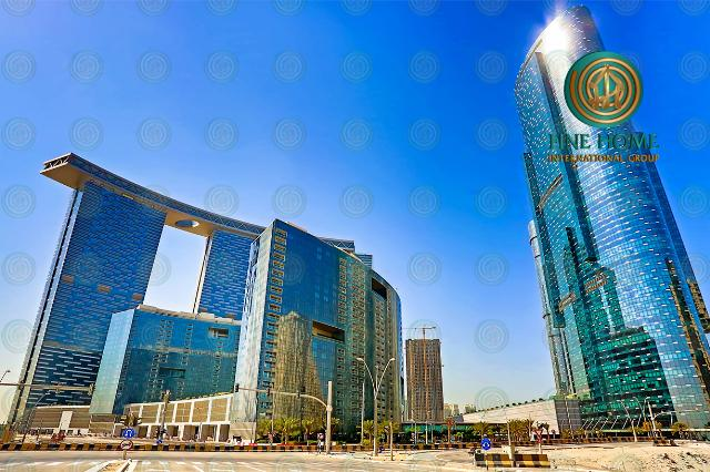 Wonderful Apartment in Gate Tower (Al Reem Island) _ Abu Dhabi (RE_882)