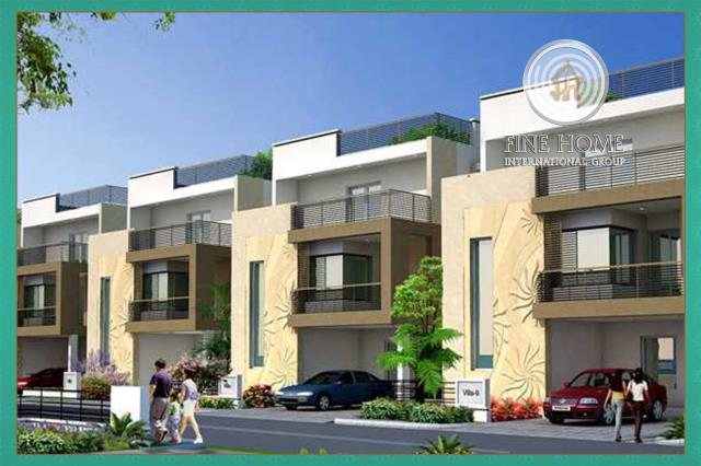 2 Villas Compound in Al Khalidiyah CO_427