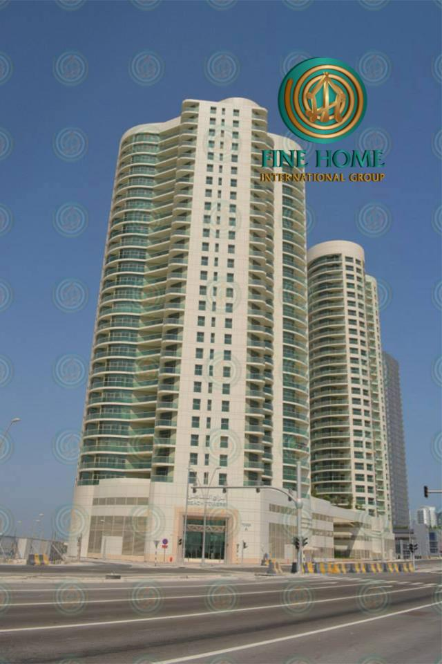 Stunning Spacious Apartment in Beach Tower B (Al R...