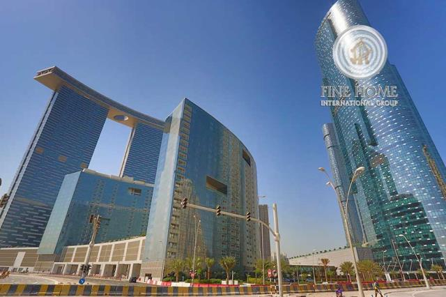 Apartment in Gate Tower, Al Reem Island (RE_990)