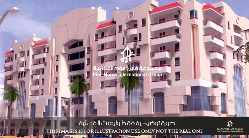 Apartment No.1 in Al-Mona Palace , Hurghada , Egyp...