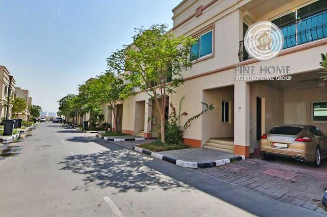 Fabulous 3BR Villa in AbuDhabi Gate City