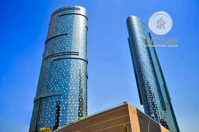 Apartment in Sun Tower_Al Reem Island (RE_116)
