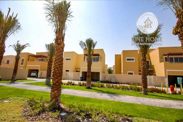 Amazing Townhouse in Al Raha Gardens