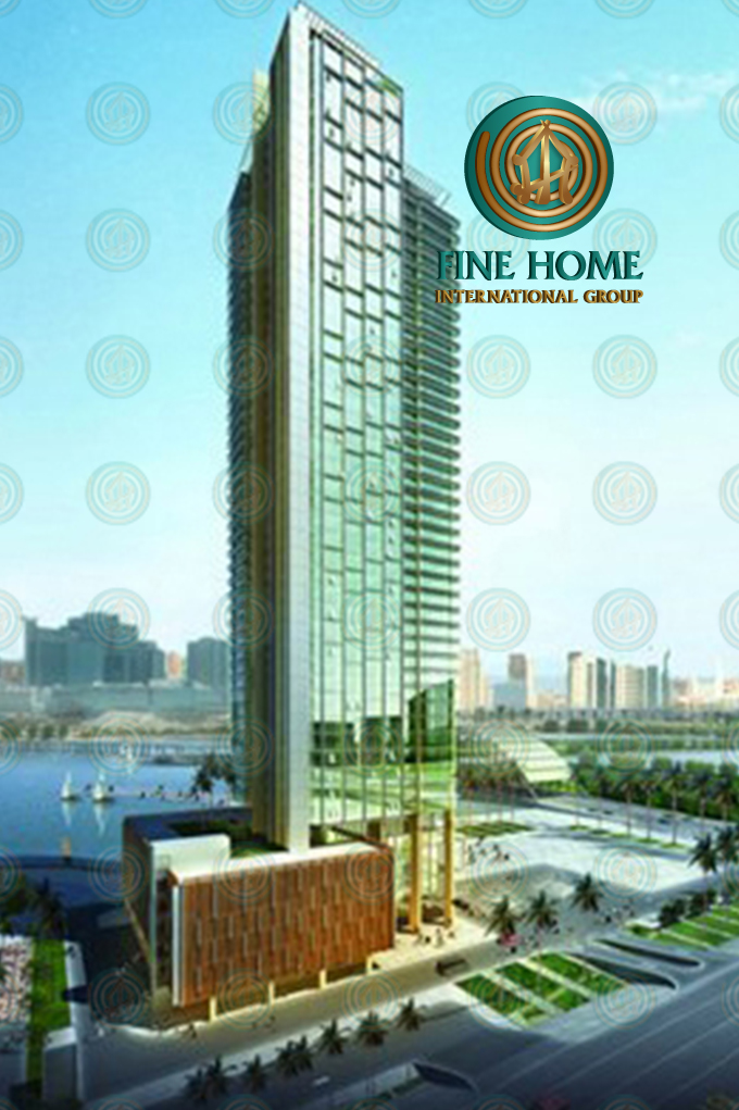 Excellent Apartment in Tala Tower (AL Reem Island)...