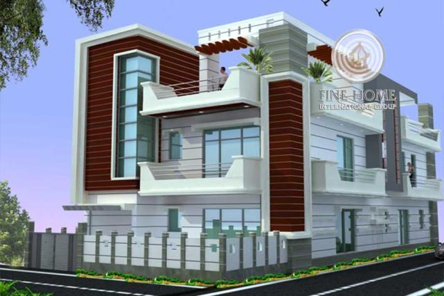 Amazing Villa in Al Muroor Area (V_641)