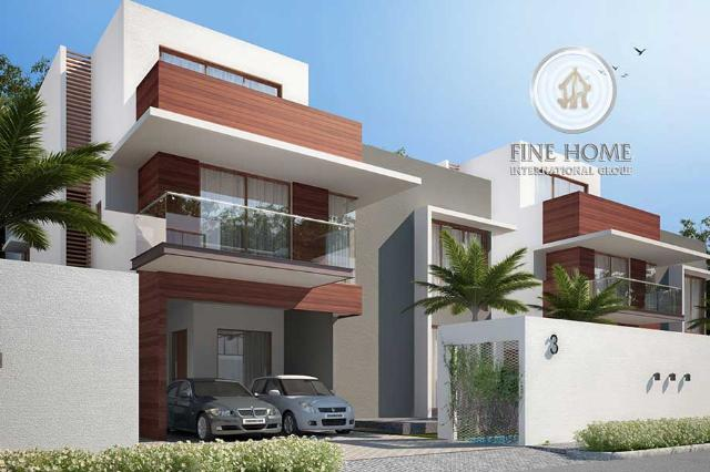 2 Villas Compound in Al Muroor, (CO_381)