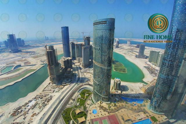 Amazing Apartment in Gate Tower 2_Al Reem Island_A...