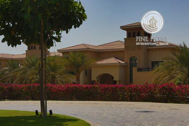 Featured 5 Bedrooms Villa For Sale in Saadiyat Bea...