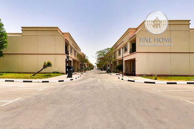 Modern 4BR Villa in Abu Dhabi Gate City.