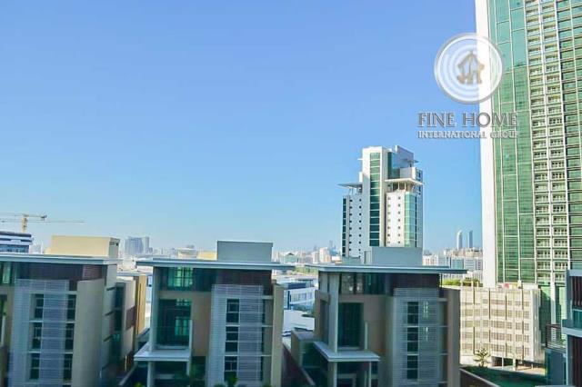 Apartment in Al Maha Tower,Al Reem Island (RE_523)