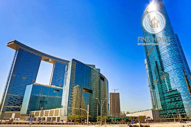 Apartment in Gate Towers, Al Reem Island (RE_545)