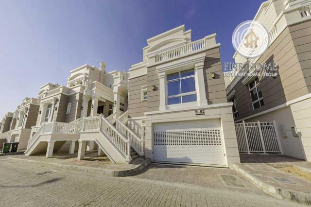 Fabulous Villa in Khalifa City(CO_397_2)