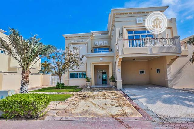 Villa in Marina Royal, Abu Dhabi (V_609)