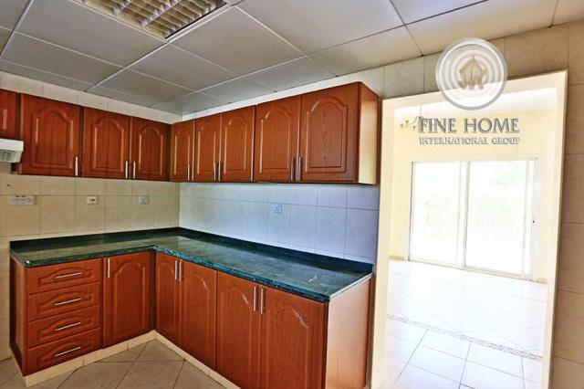 Bright 3BR Villa in Abu Dhabi Gate City.
