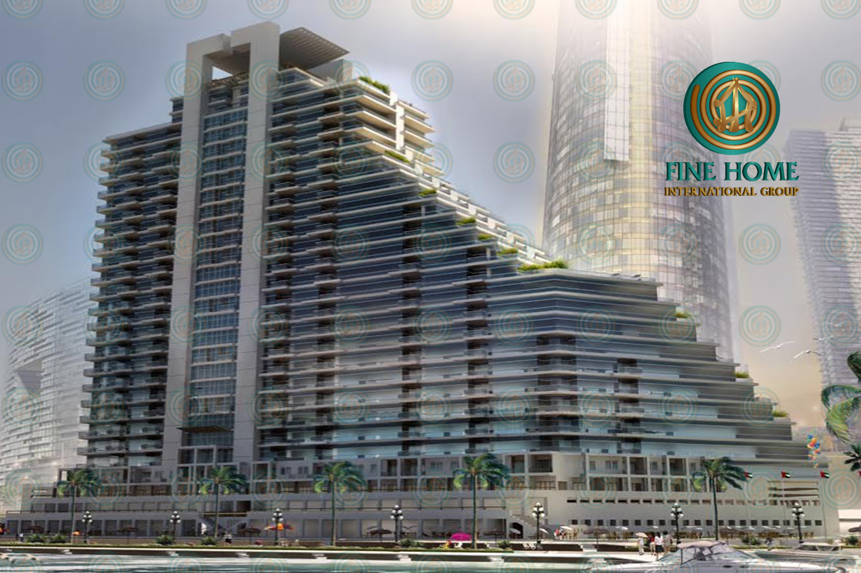 Sea View Apartment in Mangrove Tower in Al Reem Is...