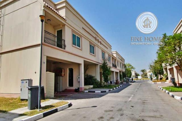 Elegant 3BR Villa in Abu Dhabi Gate City