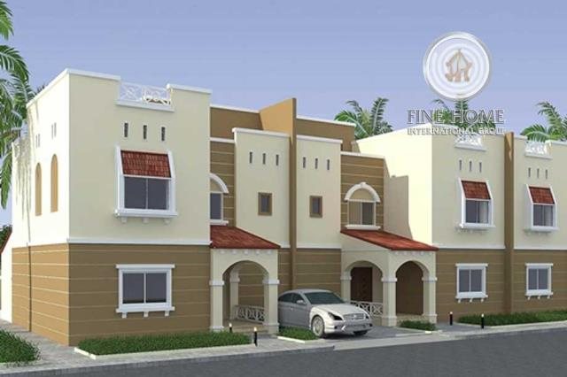 2 Villas Compound in Al Shamkha,Abu Dhabi CO_413