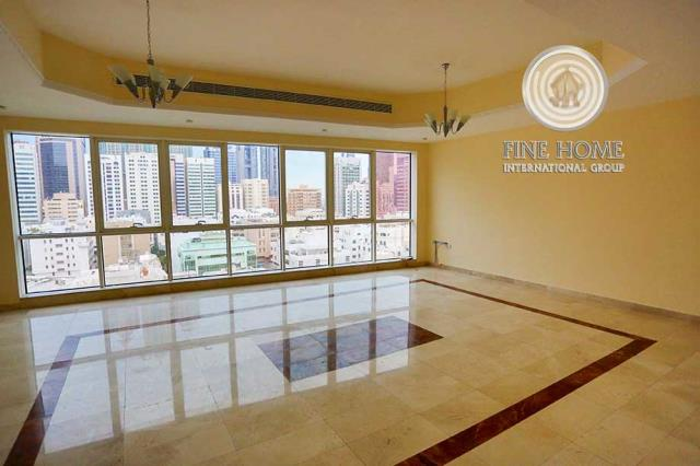 Big Apartment in Hamdan Street,Abu Dhabi