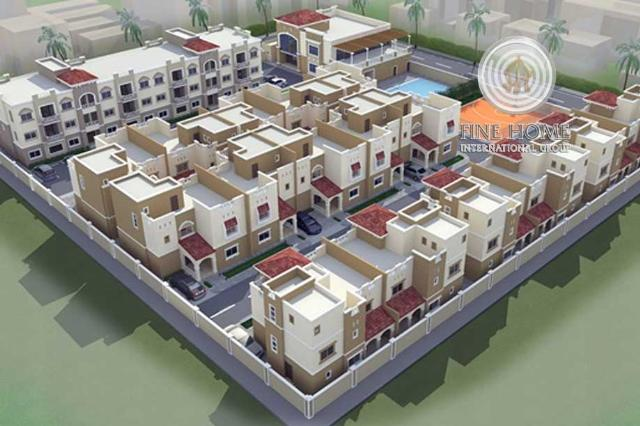 6 VillasCompound in Mohammed Bin Zayed City(CO_230...